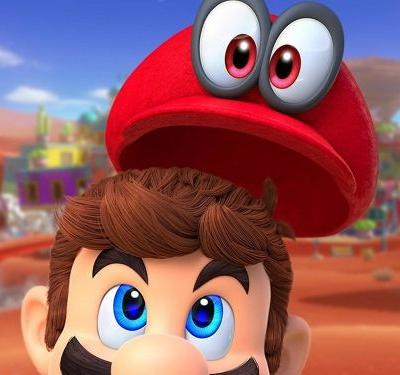 Super Mario Odyssey has sold over half a million physical copies in the UK