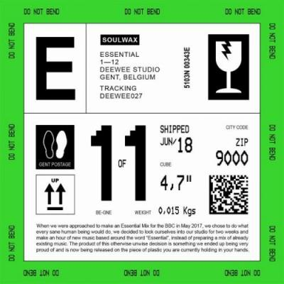 "Soulwax announce new album, Essential, share danceable new cut, ""Essential Four"": Stream"