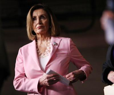 Pelosi tells New Jersey Democrats impeachment inquiry 'not a cause for joy'
