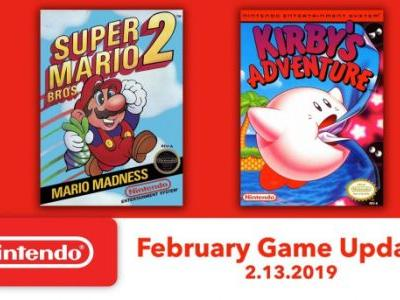 Every free NES game added to Nintendo Switch Online in February 2019