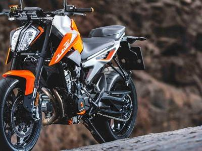 First Ride Of The 2018 KTM 790 Duke From Europe