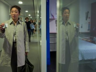 For Sandra Oh, A Star Turn Tracking A Stylish Assassin On 'Killing Eve'