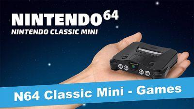 If The N64 Mini Rumor is True, These Games MUST Be Included