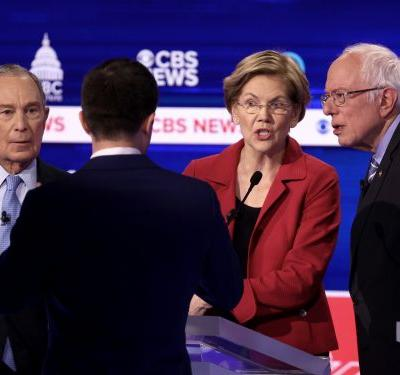 The top 5 moments from the South Carolina's chaotic Democratic debate