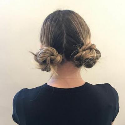 Macaron Buns: The French Girl Hair Trend Everyone's Talking About