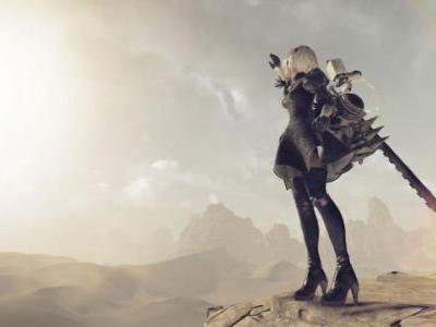 NieR: Automata Shipments Top 3.5 Million Units