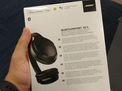 Bose QuietComfort 35 II w/ Google Assistant built-in will apparently go on sale September 22nd