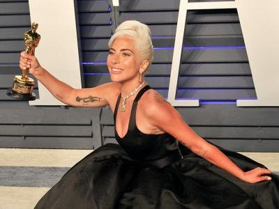 Lady Gaga Announces She's Pregnant. With a New Album