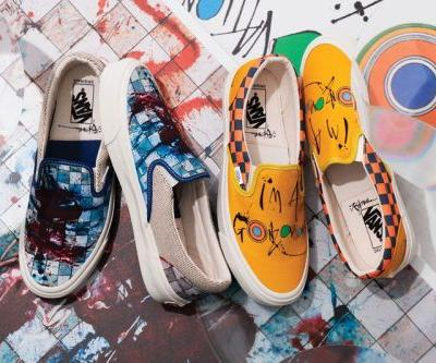 Ralph Steadman x Vans: The Full Collaborative Collection