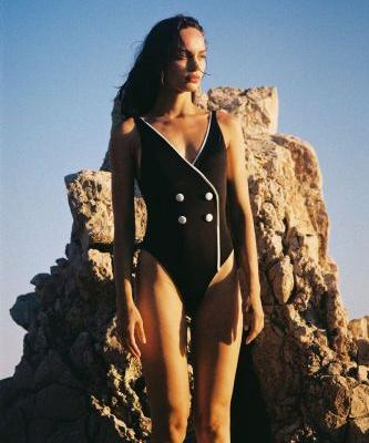 Buying a Vintage Swimsuit Is a Bad Idea, But This Vintage-Inspired Trend Is Not
