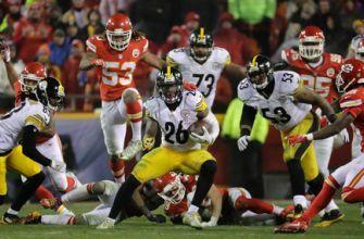 Bell carries Steelers into AFC title game in New England