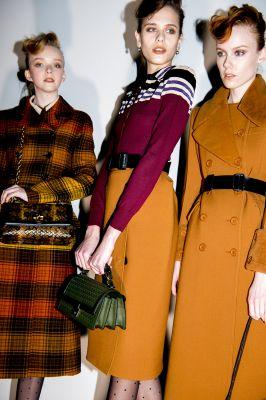 Bottega Veneta Show Their AW17 Men's and Women's Collections in Milan
