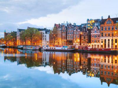 RBS is setting up an HQ in Amsterdam to prepare for a 'Hard Brexit'