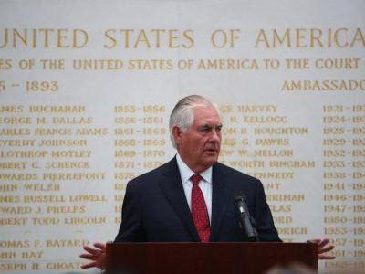 Rex Tillerson says the US is weighing closing the embassy in Cuba over mysterious sonic attacks