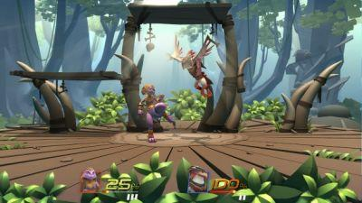 Smash Bros.-like Brawlout Coming To Switch, Includes Hyper Light Drifter As New Character