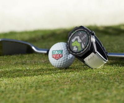 TAG Heuer Launches Golf Watch and App