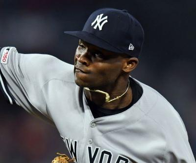 Yankees pitcher Domingo Germán placed on leave amid domestic violence probe