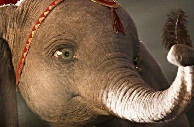 Dumbo Trailer 2: You'll Believe an Elephant Can FlyThe