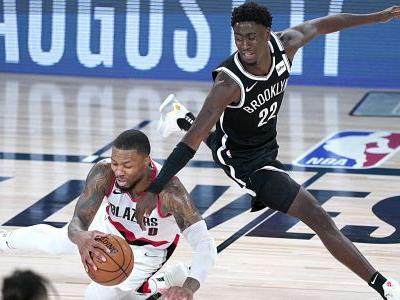 Damian Lillard, Trail Blazers steal a win they had to have