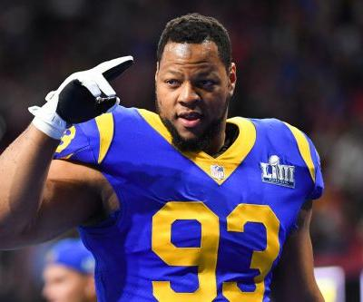 Tampa Bay Buccaneers nearing one-year deal with Ndamukong Suh to replace Gerald McCoy, per reports