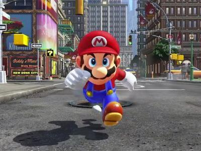'Super Mario Odyssey' Review: It's About The Journey