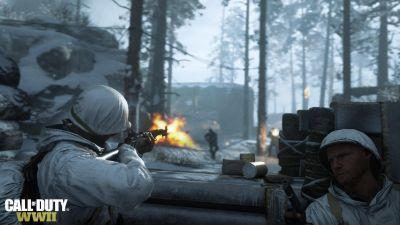 You can now start pre-loading the Call of Duty: WW2 private beta on PS4