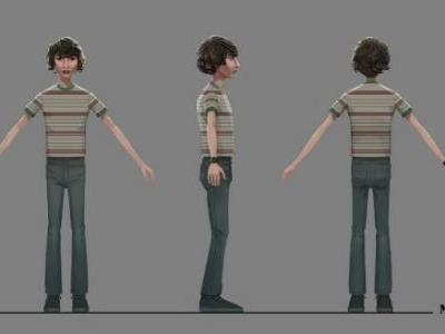 Telltale Games' Stranger Things Concept Art and Gameplay Footage Leaked