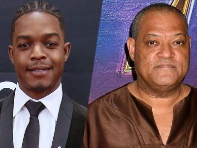 Freerayshawn: Stephan James, Laurence Fishburne to Lead Antoine Fuqua Series