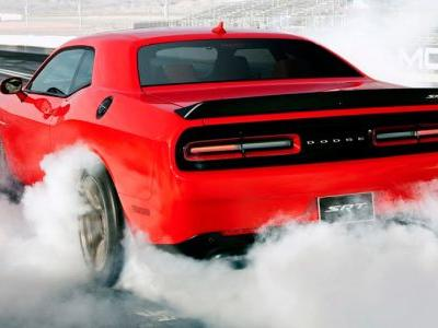 Two Men Killed Testing Dodge Challenger Hellcat At Colorado Airport
