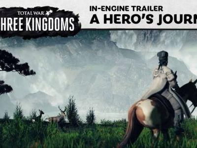 "Total War: Three Kingdoms Gets ""A Hero's Journey"" Trailer"