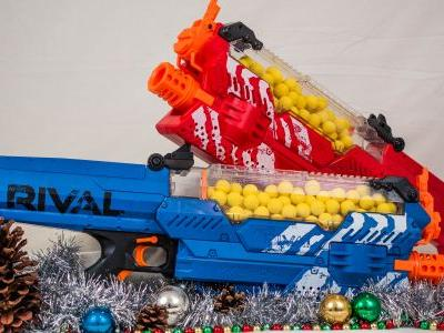 Nerf Rival Blaster: 15% off top toy of 2017 in Toys R Us Black Friday deal
