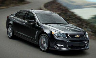 Confirmed: Chevrolet SS Dead after 2017 Model Year
