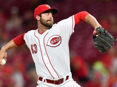 MLB trade news: Dodgers acquire reliever Dylan Floro from Reds