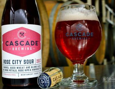 Cascade Brewery's Rose City Sour