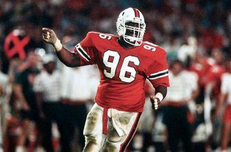 Police: Miami Hurricanes great, NFL Hall of Famer Cortez Kennedy dead at 48