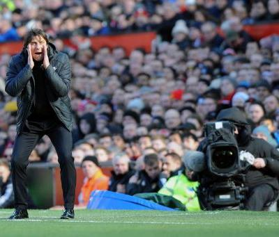 Conte is Italy's top choice for national coach