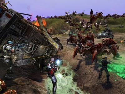 Defiance is Coming to PS4 and Xbox One