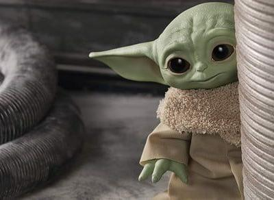 Disney hurries to launch more Star Wars Baby Yoda toys - and one that speaks