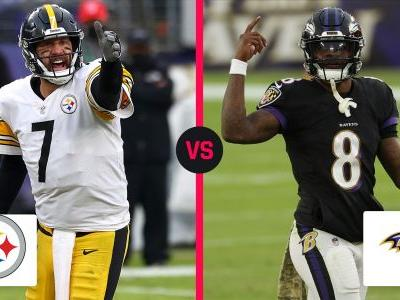 When will Steelers vs. Ravens be played? Week 12 game postponed a third time after COVID tests