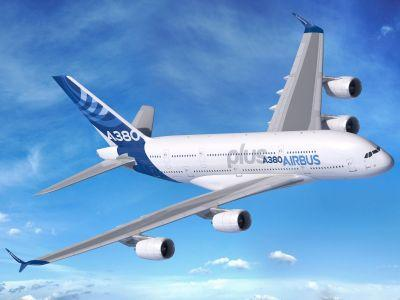 The new and improved Airbus A380plus makes room for 80 more passengers