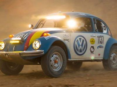 Volkswagen Is Doing Desert Racing Right This Year