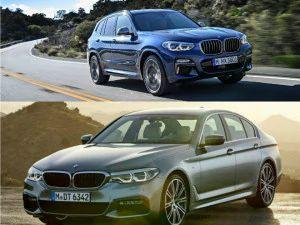 BMW X3 vs BMW 5 Series SUV vs Sedan Showdown