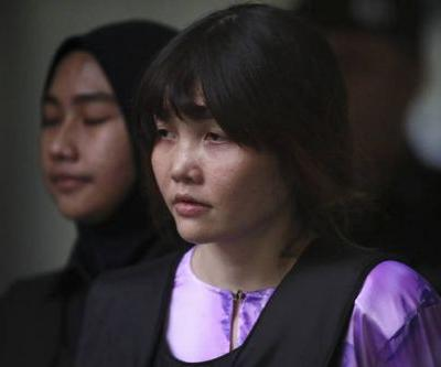 Video of fatal attack on Kim Jong Nam shown at women's trial