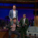 Jaime Lannister Shows Off Those Game of Thrones Muscles by Lifting Lin-Manuel Miranda