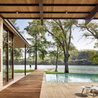 Texas Design: Austin's Modernist Homes and Lakehouses