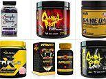 Six diet and exercise supplements contain banned stimulant