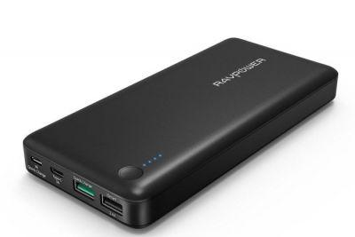 RAVPower 20100 review: USB-C and QC 3.0 together