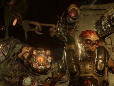 Doom On Switch Adds Gyro Aiming In Patch