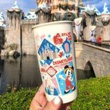 Disney Just Dropped These Exclusive Starbucks Tumblers, So Get to a Park!