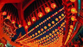 Five of the best places to ring in the Year of the Rooster in East Asia
